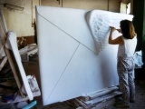"""""""Airmail,"""" a sculpture that takes flight on marblewings"""