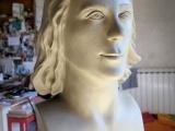 """You were my mine of stars"" my latest sculpture commission inPietrasanta"