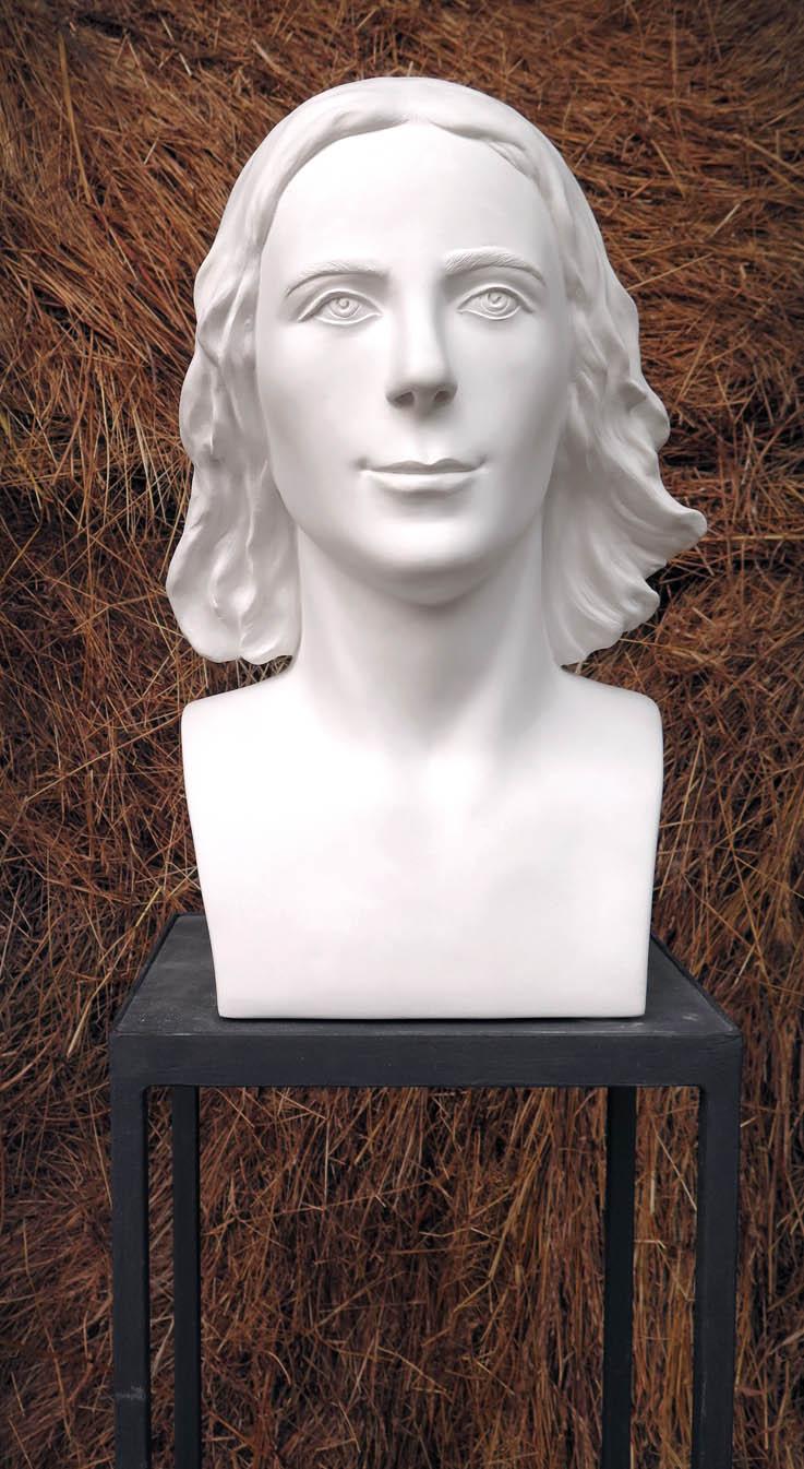 Silvina-Spravkin-Stefano-Plaster-Sculpture