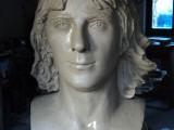 """Eri tu."" sculpture in clay, privatecommission"