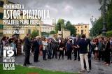 Silvina Spravkin | Monumento a Astor Piazzolla, Posa della Prima PietraLucca